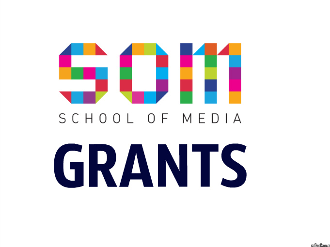 SOM. School Of Media предоставляет грант на обучение.