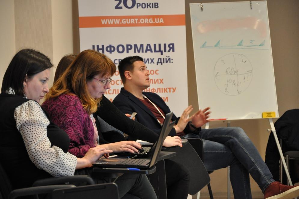 SOM. School Of Media провели тренинг для региональных журналистов
