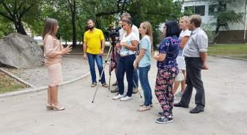 Медиа-тренеры SOM. School of Media провели мастер-класс для гражданских активистов Бердянска