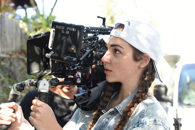 Выпускница курса «Видеомейкинг» в SOM. School of Media получила награду Международного кинофестиваля Festigious (Лос-Анджелес, США)