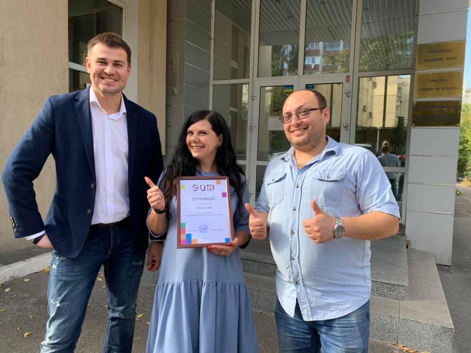 SOM. School of Media запускает учебный курс «Медиакоммуникации» укр